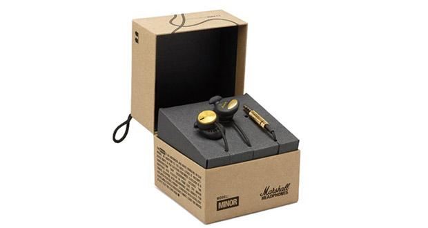 ایرباد بیسیم Marshall Minor II با ۱۲ ساعت عمر باتری معرفی شد