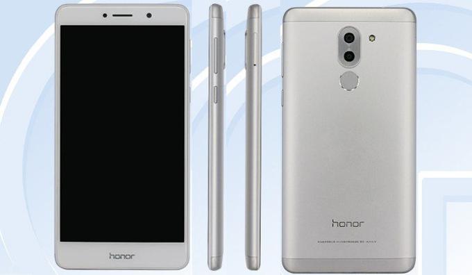 گوشی Honor ۶X هوآوی با دوربین دوگانه و بدنه فلزی در راه است