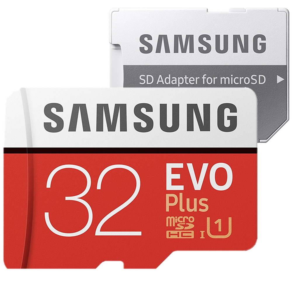 EVO+ Micro SDHC/SDXC