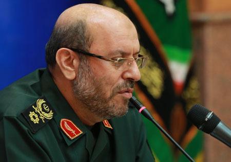 پیام تبریک دکتر اخباری به وزیر دفاع به مناسبت کسب نشان ملی لیاقت و شجاعت