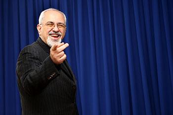 پیام تبریک رئیس دانشگاه به دکتر محمد جواد ظریف به مناسبت کسب نشان ملی لیاقت و شجاعت