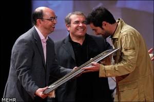 مراسم اکران خصوصی فیلم «ساکن طبقه وسط» به کارگردانی شهاب حسینی.