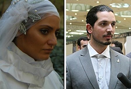 ازدواج مهناز افشار با پسر معاون مطبوعاتی احمدینژاد