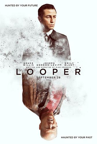 یادداشتی بر فیلم LOOPER