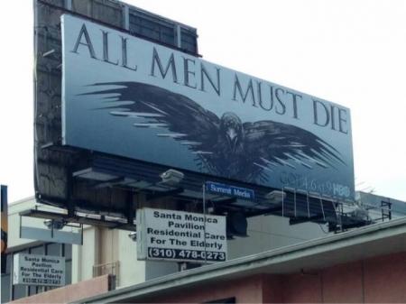 تمام مردان باید بمیرند