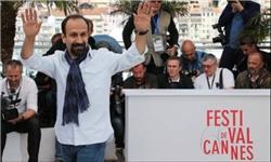 تقدیر از «اصغر فرهادی» در نشست مطبوعاتی جشنواره پاریس سینما