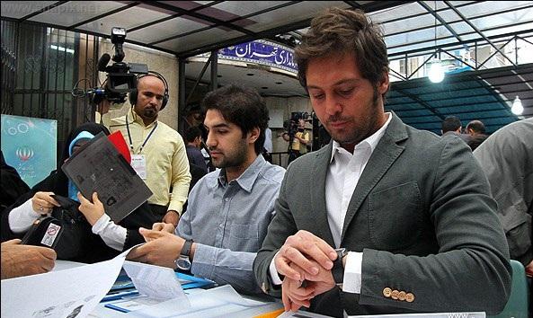 بازیگر مشهدی کاندیدای شورای شهر تهران
