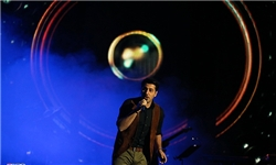 اجرای دو ترانه احسان خواجه امیری برای سریال «ماتادور»