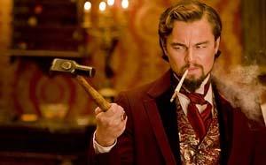 اولین نقش منفی دیکاپریو در فیلم تارانتینو