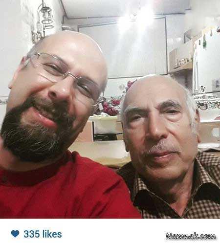 محمد بحرانی  صدا پیشه جناب خان و پدرش