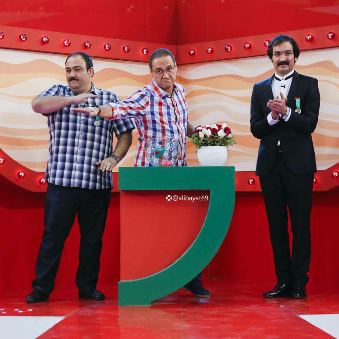 اجرای کمدی ایستاده دوره دوم بین سجاد افشاریان و مهران غفوریان