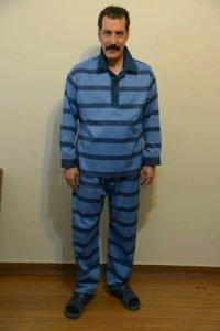 مسعود دهنمکی زندانیهایش را به خط کرد