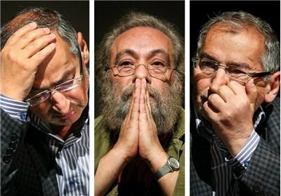 مناظره فراستی و زیباکلام / سه شنبه 8 اردی بهشت / دانشگاه تهران