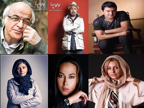 گزارشی از آمارحضور هنرمندان خراسانی در جشنواره فجر