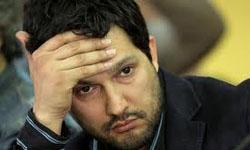 تسلیت مشهد سینما: حامد بهداد به سوگ پدرش نشست