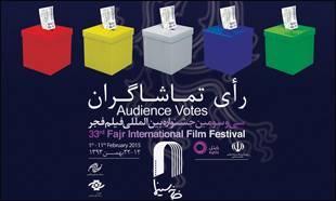 رخ دیوانه محبوب ترین فیلم روز سوم جشنواره بین المللی فجر
