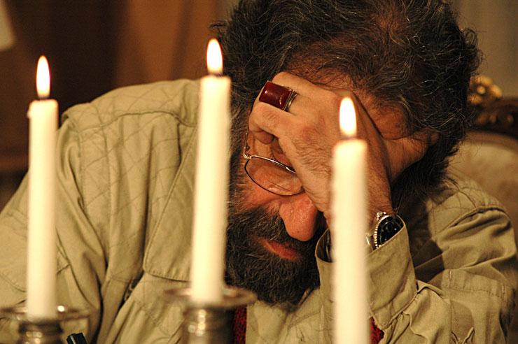 مسعود كيميايي قيد «خائنكشي» را زد